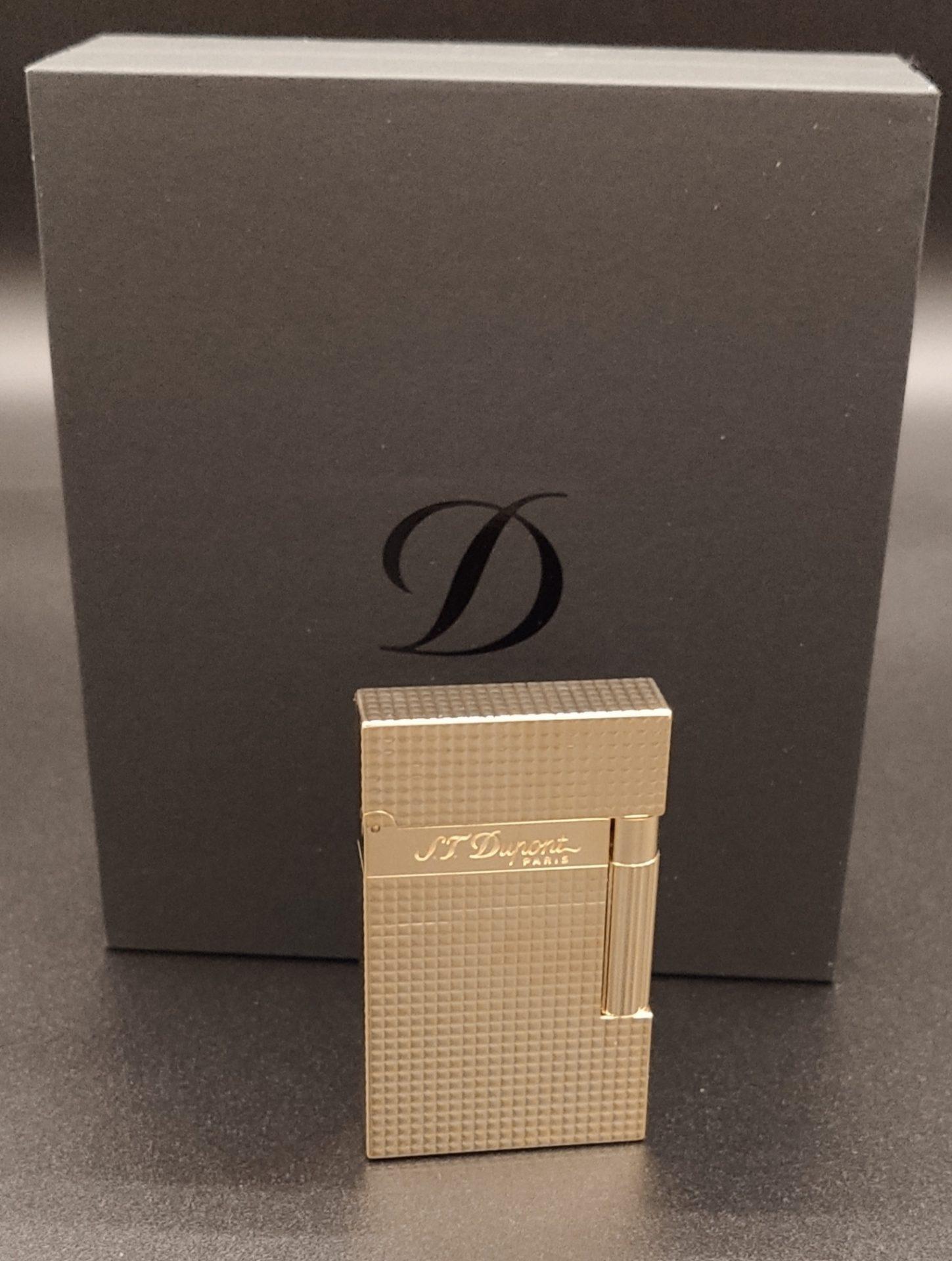 Dupont LI L2 Diamond head yel gold
